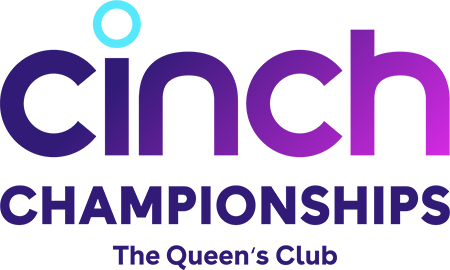 cinch championships at The Queen's Club