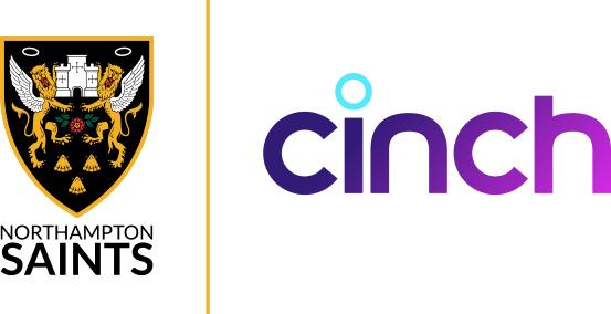 cinch Elite Partner of Northampton Saints