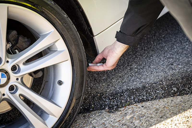 Caring for your tyres